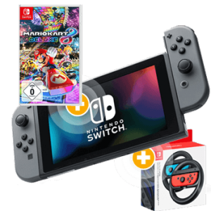 Nintendo Switch mit Mario Kart